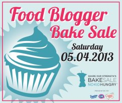 Food Blogger Bake Sale 2013