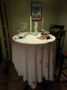 I Had Way Too Much Fun Creating This Tablecloth!