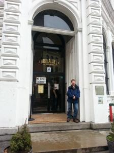 Grimaldis Entrance