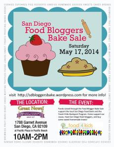 If you are free, try to checkout this awesome fundraising bake sale! Cupcakes can reduce body temps! It's a fact;)